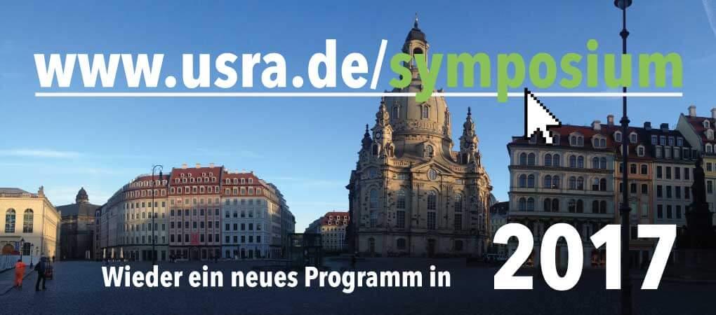 USRA Symposium 2017 in Dresden