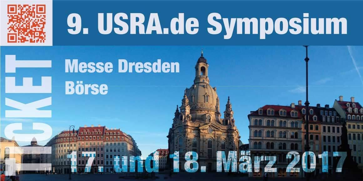 9. USRA Symposium in Dresden