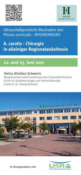 Plexus-cervicalis-Blockaden-USRA-Kurs-Ultraschall-Schwerin-2017