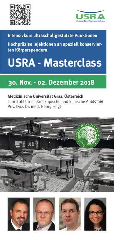 USRA.de - Die deutsche Webseite für Ultraschall in der Anästhesie